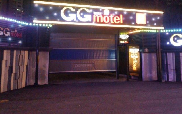 Отель GG Motel Южная Корея, Тэгу - отзывы, цены и фото номеров - забронировать отель GG Motel онлайн вид на фасад