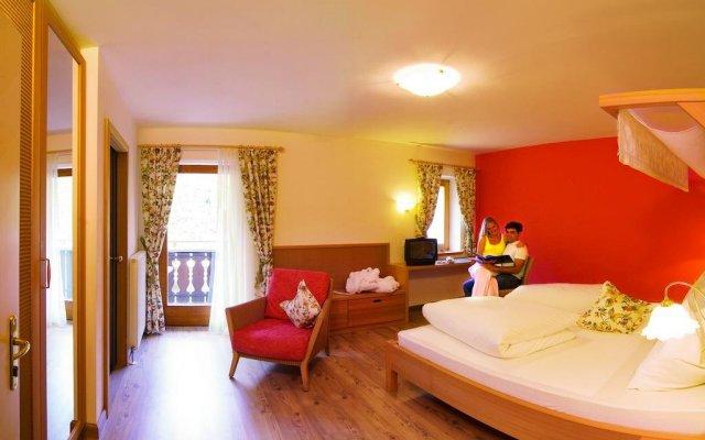 Hotel Bergfrieden Монклассико комната для гостей