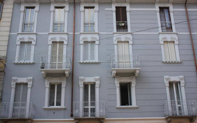 Отель B&B Il Cortiletto вид на фасад