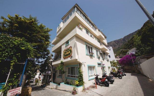 Kuytu Kose Pansiyon Турция, Каш - отзывы, цены и фото номеров - забронировать отель Kuytu Kose Pansiyon онлайн вид на фасад