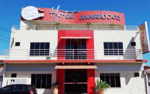Hotel Marrocos вид на фасад