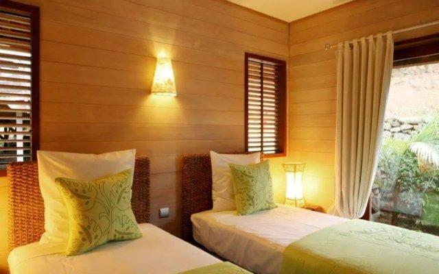 Отель Tiahura Dream Lodge Французская Полинезия, Муреа - отзывы, цены и фото номеров - забронировать отель Tiahura Dream Lodge онлайн комната для гостей