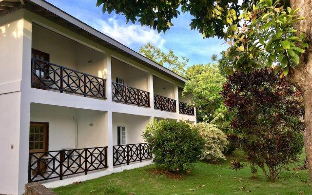 Отель White Sands Negril Ямайка, Саванна-Ла-Мар - отзывы, цены и фото номеров - забронировать отель White Sands Negril онлайн вид на фасад