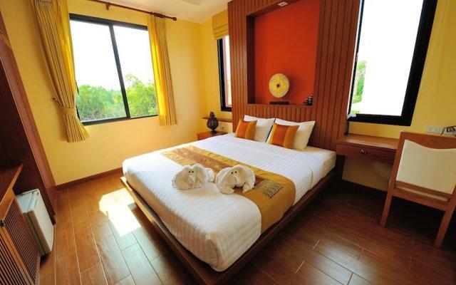Отель Prantara Resort Таиланд, Пак-Нам-Пран - отзывы, цены и фото номеров - забронировать отель Prantara Resort онлайн вид на фасад