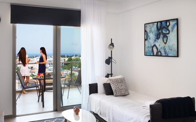 Апарт-Отель Elysia Park Luxury Holiday Residences комната для гостей