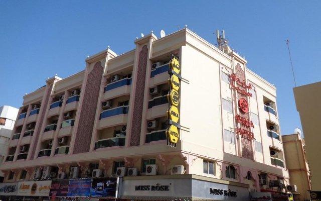 Sima Hotel вид на фасад