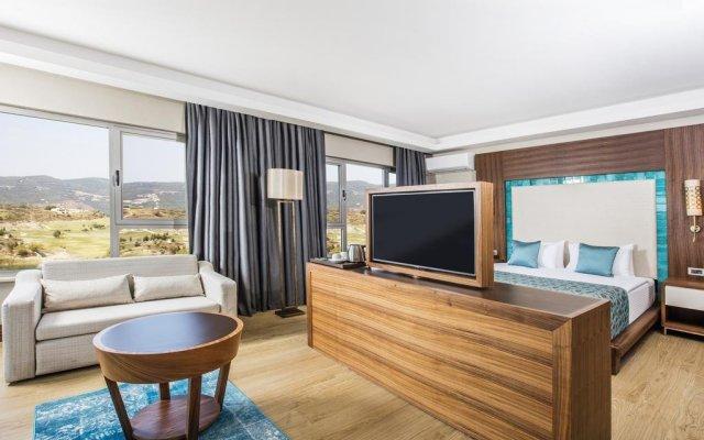 Kusadasi International Golf & Spa Resort Турция, Сельчук - отзывы, цены и фото номеров - забронировать отель Kusadasi International Golf & Spa Resort онлайн комната для гостей