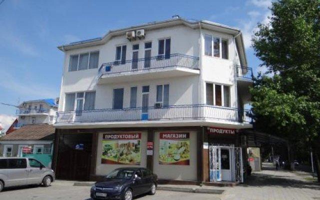 Гостиница Alina в Анапе отзывы, цены и фото номеров - забронировать гостиницу Alina онлайн Анапа вид на фасад