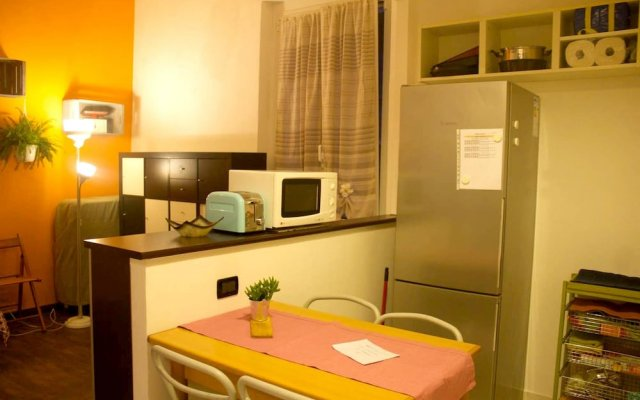 Apartment With one Bedroom in Genova, With Enclosed Garden and Wifi - 3 km From the Beach
