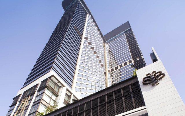 Отель Harbour Grand Hong Kong вид на фасад