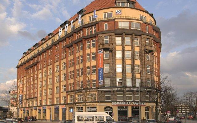 Отель a&o Hamburg Hauptbahnhof Германия, Гамбург - 2 отзыва об отеле, цены и фото номеров - забронировать отель a&o Hamburg Hauptbahnhof онлайн вид на фасад