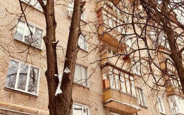 Апартаменты Двухкомнатные апартаменты Пафос в Хамовниках Москва вид на фасад