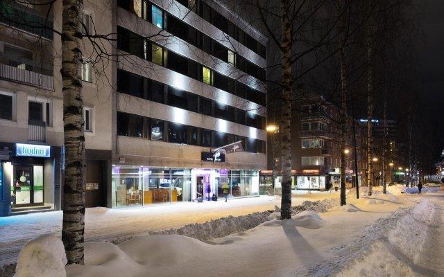 Отель Aveny Швеция, Умео - отзывы, цены и фото номеров - забронировать отель Aveny онлайн вид на фасад