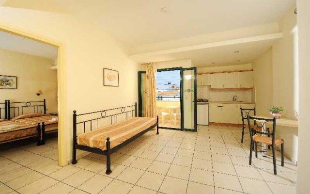 Отель San Giorgio комната для гостей