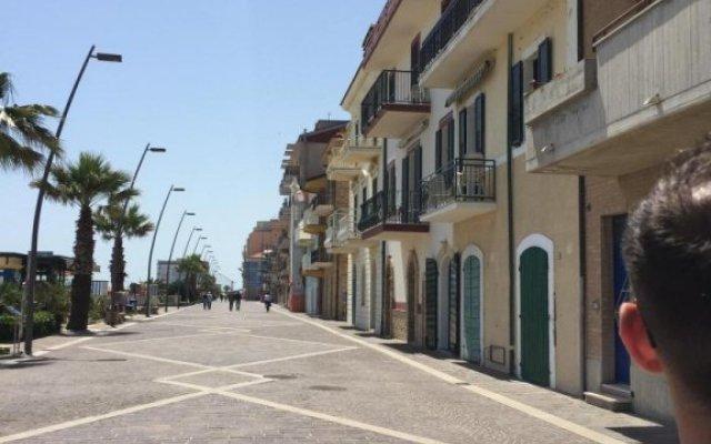 Отель Ristorante Mira Conero Италия, Порто Реканати - отзывы, цены и фото номеров - забронировать отель Ristorante Mira Conero онлайн парковка