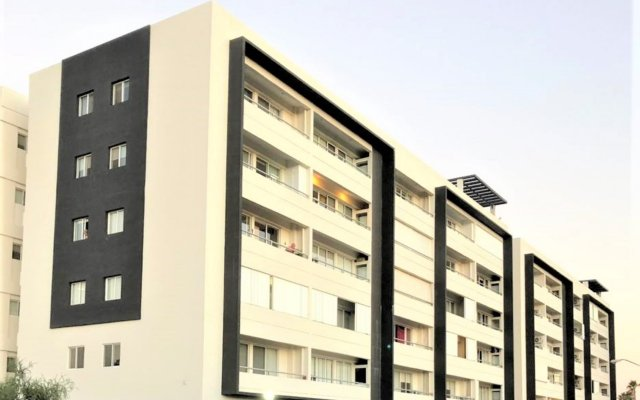 Отель The Cabo Corner by Kivoya Кабо-Сан-Лукас вид на фасад