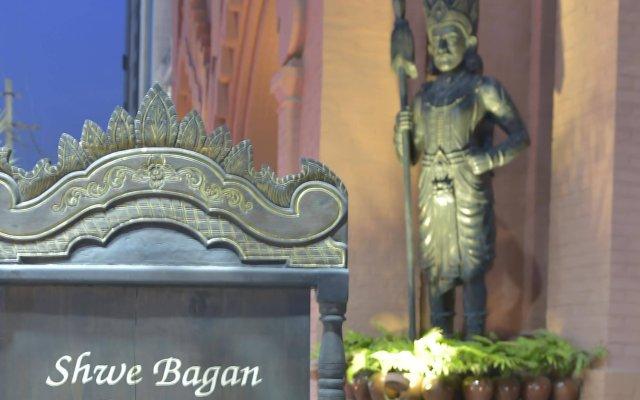 Bagan King Hotel вид на фасад