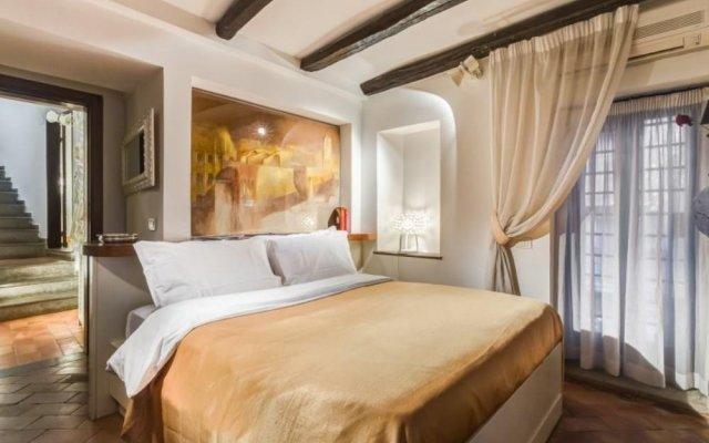 Отель Luxury Navona Италия, Рим - отзывы, цены и фото номеров - забронировать отель Luxury Navona онлайн комната для гостей