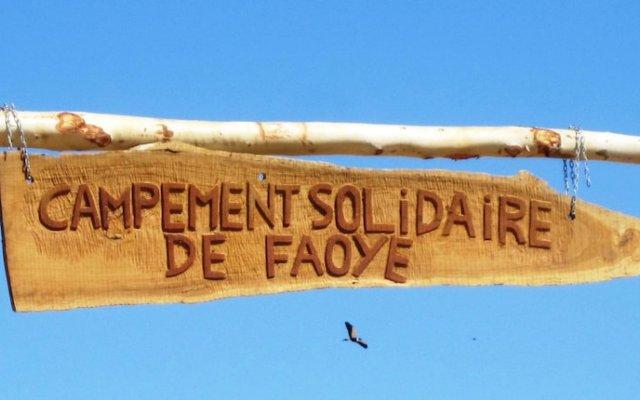 Campement Solidaire De Faoye