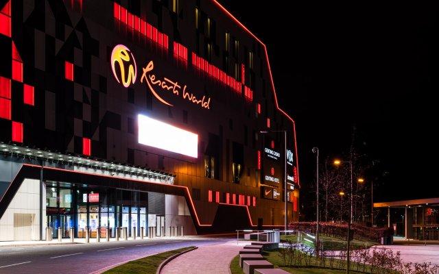 Genting Hotel вид на фасад
