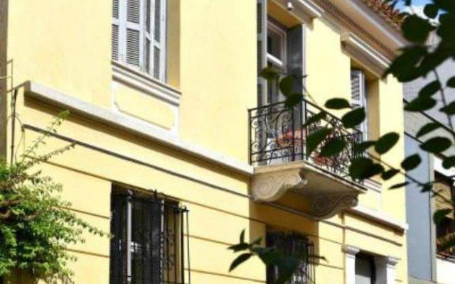 Отель Antisthenes Apartments Греция, Афины - отзывы, цены и фото номеров - забронировать отель Antisthenes Apartments онлайн вид на фасад