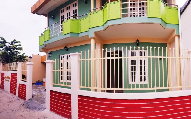Отель Finimas Residence Мальдивы, Тимарафуши - отзывы, цены и фото номеров - забронировать отель Finimas Residence онлайн вид на фасад