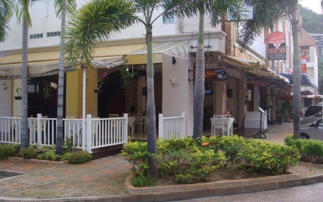 Отель Jinta Andaman вид на фасад