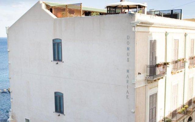 Отель Domus Mariae Albergo Италия, Сиракуза - отзывы, цены и фото номеров - забронировать отель Domus Mariae Albergo онлайн вид на фасад