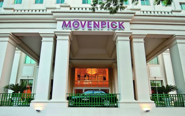 Movenpick Hotel Hanoi Ханой вид на фасад