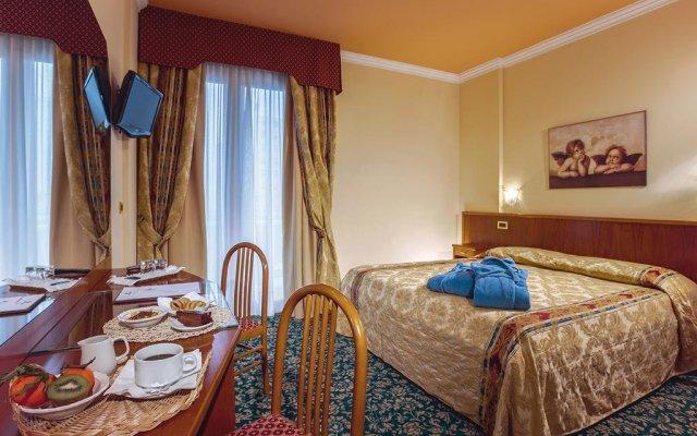 Отель Terme Cristoforo Италия, Абано-Терме - отзывы, цены и фото номеров - забронировать отель Terme Cristoforo онлайн комната для гостей