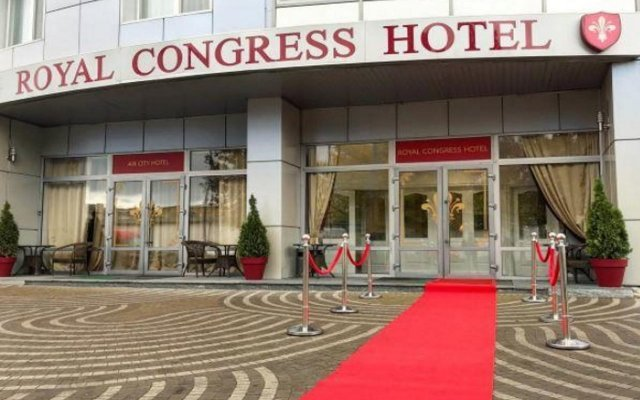Royal Congress Hotel вид на фасад