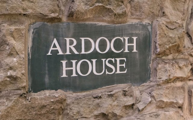 Ardoch House Hotel вид на фасад