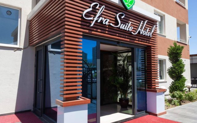 Efra Suite Hotel вид на фасад