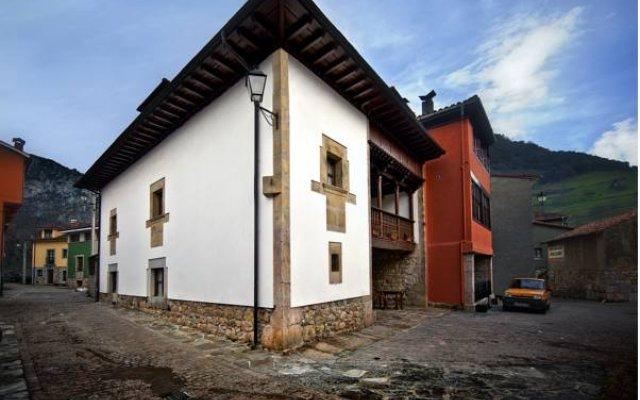 Отель El Nozalon Picos de Europa Испания, Кабралес - отзывы, цены и фото номеров - забронировать отель El Nozalon Picos de Europa онлайн вид на фасад