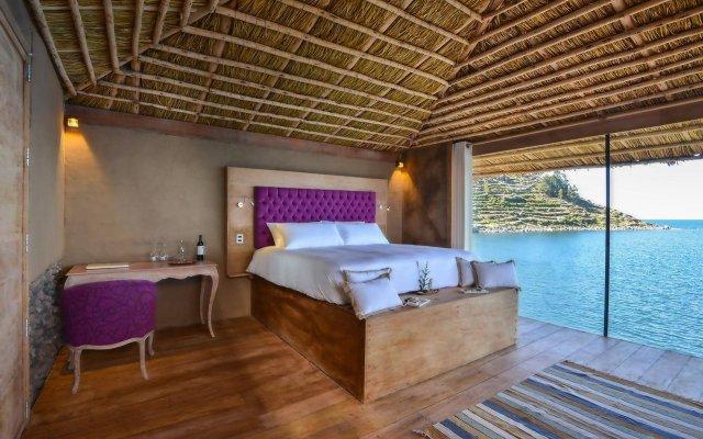 Отель Amantica Lodge комната для гостей