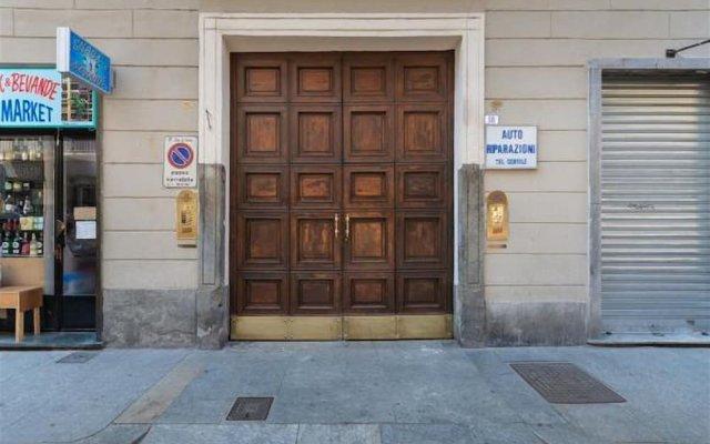 Отель San Salvario Stylish Apartment Италия, Турин - отзывы, цены и фото номеров - забронировать отель San Salvario Stylish Apartment онлайн вид на фасад