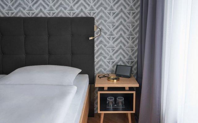 Hotel MIO by AMANO Мюнхен комната для гостей
