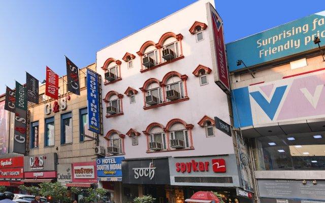 Отель South Indian Hotel Индия, Нью-Дели - отзывы, цены и фото номеров - забронировать отель South Indian Hotel онлайн вид на фасад