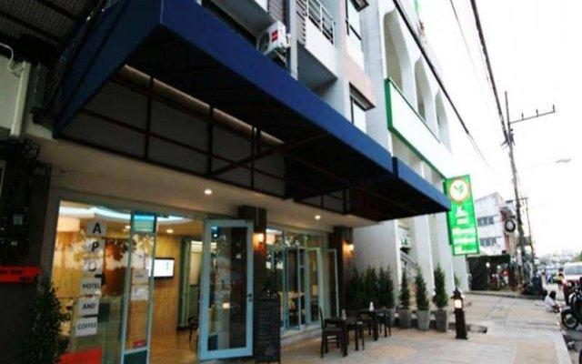 Отель Apo Hotel Таиланд, Краби - отзывы, цены и фото номеров - забронировать отель Apo Hotel онлайн вид на фасад