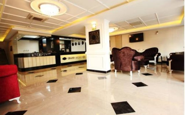 Grand Akcali Hotel Искендерун интерьер отеля