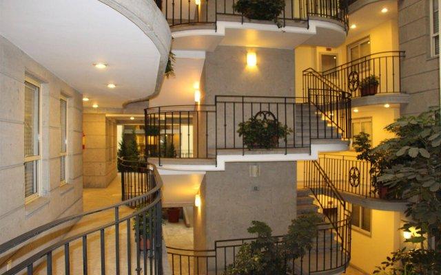 Отель Suites Obelisk Мексика, Мехико - отзывы, цены и фото номеров - забронировать отель Suites Obelisk онлайн вид на фасад