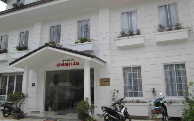 Отель Khanh Lam Villa Вьетнам, Далат - отзывы, цены и фото номеров - забронировать отель Khanh Lam Villa онлайн вид на фасад