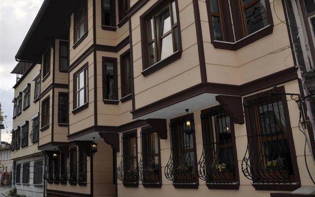 Aruna Hotel вид на фасад
