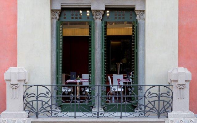 Отель Catalonia Catedral Испания, Барселона - 1 отзыв об отеле, цены и фото номеров - забронировать отель Catalonia Catedral онлайн вид на фасад