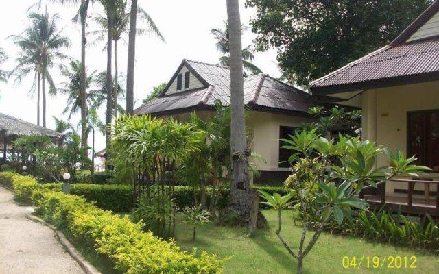 Отель Moonwalk Lanta Resort Ланта вид на фасад