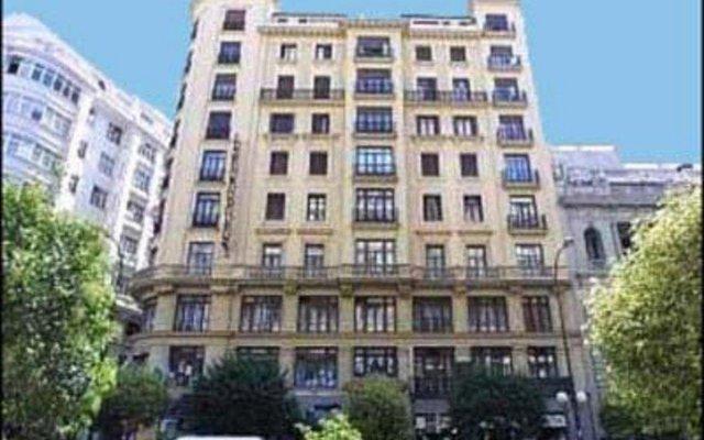 Отель Regente Hotel Испания, Мадрид - 1 отзыв об отеле, цены и фото номеров - забронировать отель Regente Hotel онлайн вид на фасад