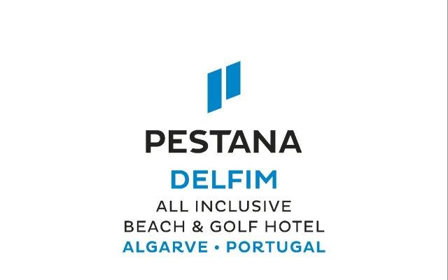 Отель Pestana Delfim Beach & Golf Hotel Португалия, Портимао - отзывы, цены и фото номеров - забронировать отель Pestana Delfim Beach & Golf Hotel онлайн вид на фасад