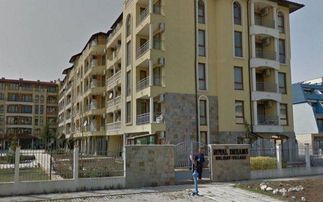 Отель Royal Dreams Complex Солнечный берег вид на фасад