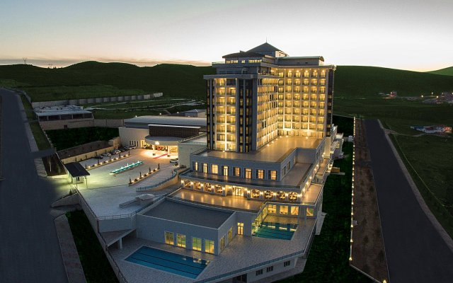 Alila Deluxe Thermal Hotel & Spa вид на фасад