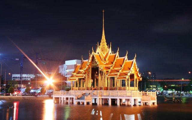 Отель Buongiorno Guesthouse Бангкок балкон